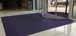 Blackberry Tretford Design Range Entrance Matting System