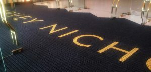 Completed installation for Harvey Nichols - Kuwait